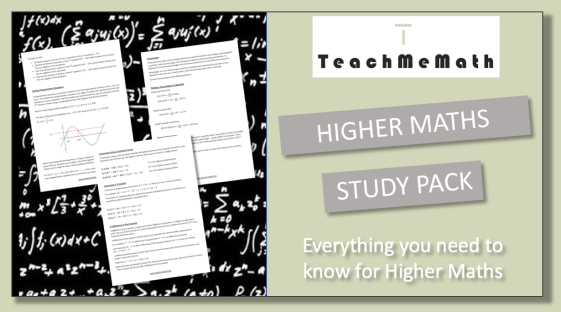 Higher Study Pack Ad